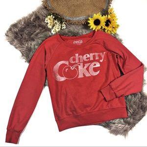 ☕️ 5/$20 Cherry Coke Small Top